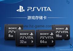 Sony PSV8G memory card P
