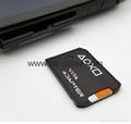 PSV3.0遊戲卡套 記憶卡轉接器 PSV2000 SD2Vita PLUS 可彈取TF卡 5