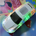 Car Bluetooth wireless car card speakers stereo mini subwoofer 18