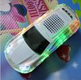Bus mini speaker Car radio speakers Car Bluetooth wireless car model stereo mini 6