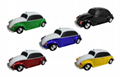 厂家直销经典汽车模型插卡音箱