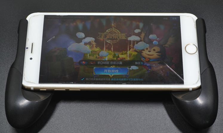 手機遊戲手柄  榮耀無線散熱遊戲手把工廠批發 4
