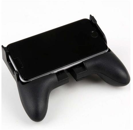 手機遊戲手柄  榮耀無線散熱遊戲手把工廠批發 8