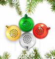 new Christmas ball Bluetooth speaker mini portable small gifts audio