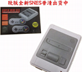 新款任天堂SUPER NES遊戲主機 8位SNES MINI遊戲機400款出貨中 4