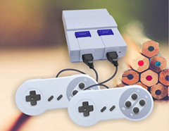 新款任天堂SUPER NES游戏主机 8位SNES MINI游戏机400款出货中