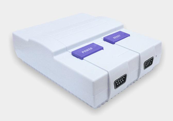 新款任天堂SUPER NES遊戲主機 8位SNES MINI遊戲機400款出貨中 12