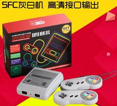 SNES美版迷你遊戲機 SUPER NES HDMI高清紅白機雙人內置621款遊戲