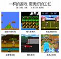 SNES美版迷你游戏机 SUPER NES HDMI高清红白机双人内置621款游戏 7