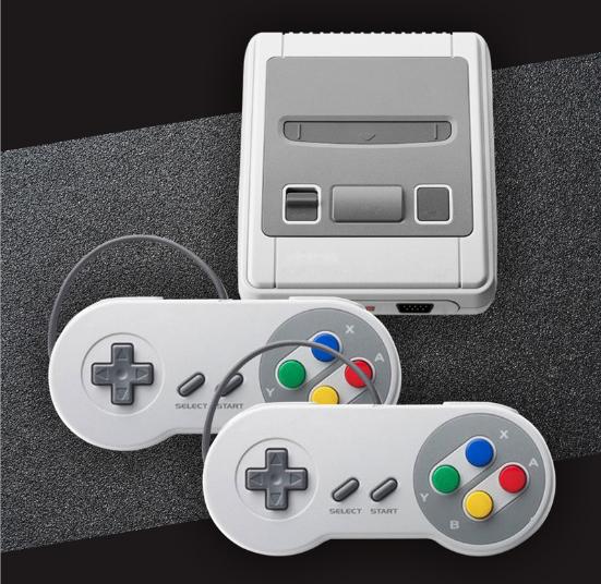 SNES美版迷你遊戲機 SUPER NES HDMI高清紅白機雙人內置621款遊戲 9