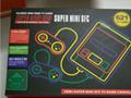 SNES美版迷你游戏机 SUPER NES HDMI高清红白机双人内置621款游戏 11