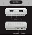 SNES美版迷你遊戲機 SUPER NES HDMI高清紅白機雙人內置621款遊戲 14