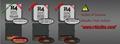Factory 2018 R4i dual-core R4I3D burning green card, R4iGOLD, R4ISDHC 5