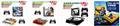 NEW3DSLL新大三彩貼 手柄貼紙高端pvc貼紙 遊戲機保護膜
