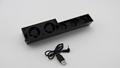New ps4pro heat sink with HUB fan PS4 PRO fan base bracket 5