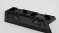New ps4pro heat sink with HUB fan PS4 PRO fan base bracket 1