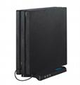 New ps4pro heat sink with HUB fan PS4 PRO fan base bracket 10