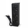 New ps4pro heat sink with HUB fan PS4 PRO fan base bracket 3