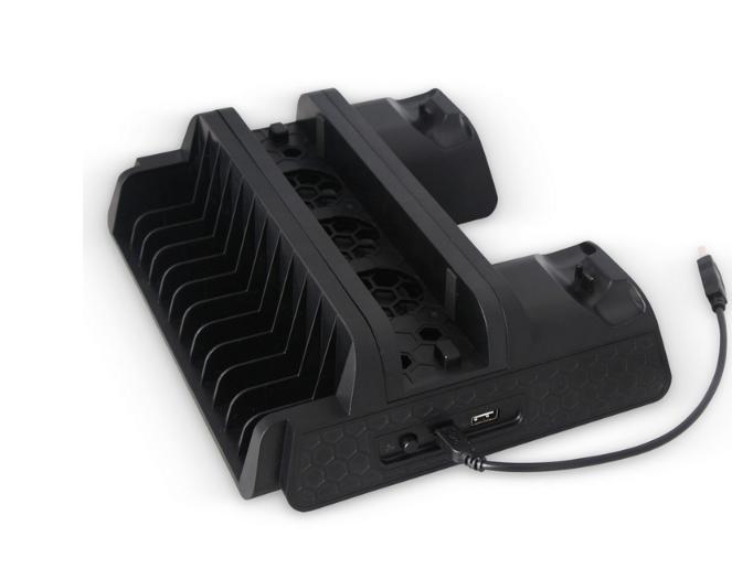 New ps4pro heat sink with HUB fan PS4 PRO fan base bracket 11