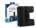 新款ps4pro散热座带HUB风扇(飞船外型)PS4 PRO风扇底座支架 13