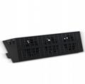 新款ps4pro散热座带HUB风扇(飞船外型)PS4 PRO风扇底座支架 15
