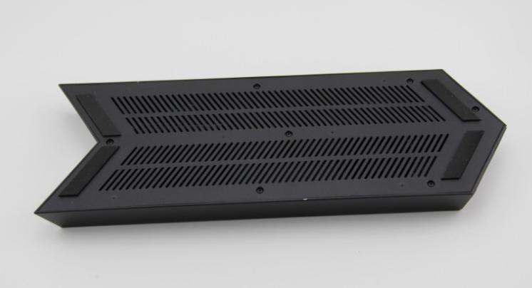 New ps4pro heat sink with HUB fan PS4 PRO fan base bracket 7