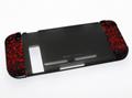 任天堂switch保護套透明水晶殼 NS手柄套分體主機外殼硬 NS配件 13