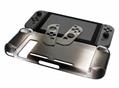 任天堂switch保護套透明水晶殼 NS手柄套分體主機外殼硬 NS配件 19