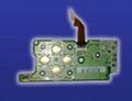 GBA遊戲機用GBA SP液晶屏改加亮轉接排線 GBA改加亮排線 7