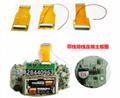 GBA遊戲機用GBA SP液晶屏改加亮轉接排線 GBA改加亮排線 12