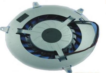 供應PS3 藍牙板PS3 光驅驅動板PS3 驅動電源線PS3 原裝冷卻風扇 8