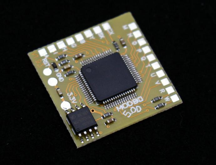 原裝全新 新款 PS4 HDMI IC芯片 松下MN864729 PS4 HDMI 芯片 9