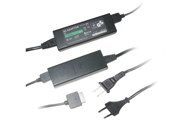 USB Charger Power Supply for Sony PlayStation Portable PSPGo Charging Cable 10