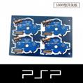 PSP游戏机 PSP1000开关板 psp配件 psp开关板 游戏机配件