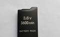 PSP battery3600mAh for Sony