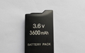 PSP battery3600mAh for Sony PSP-1000PSP1003 PSP-1007 PSP280