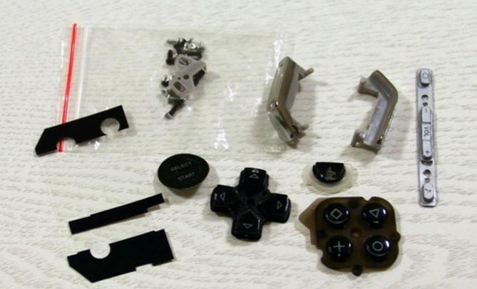 PSPGO按键供应 游戏配件 大量现货 9