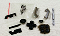 PSPGO按鍵供應 遊戲配件 大量現貨 9