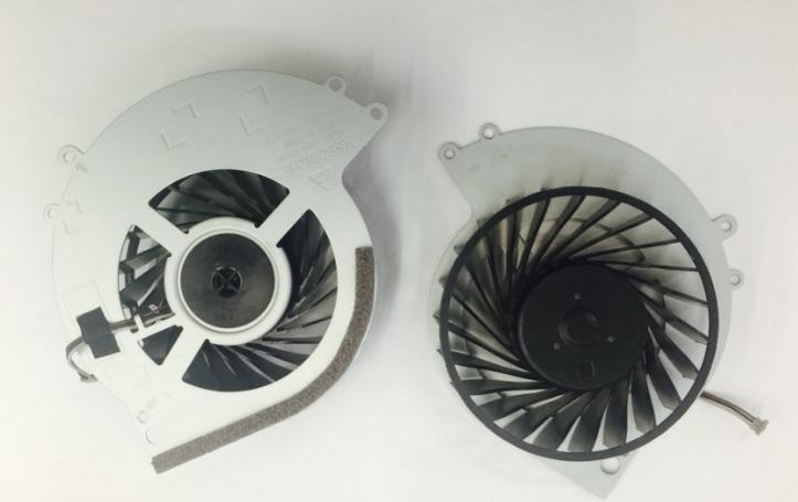 PS4内置风扇 散热风扇 PS4主机散热器 1000型 1100型 KSB0912HE 1