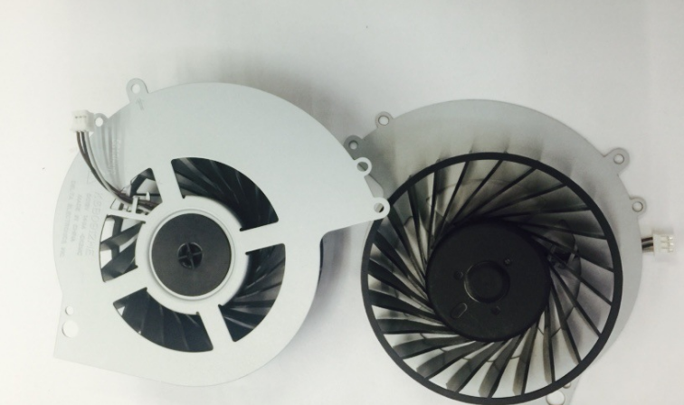 PS4内置风扇 散热风扇 PS4主机散热器 1000型 1100型 KSB0912HE 4