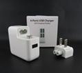 Hot explosion models dual usb charging base Multifunctional usb charging base