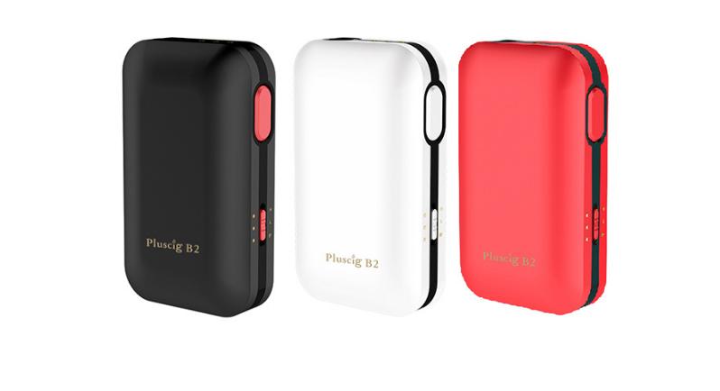 新品三檔調壓MOD盒子Pluscig B2電子煙烤煙 日本韓國熱銷電子煙