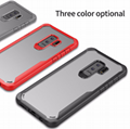 Samsung S9CASE TPU shatter-resistant Samsung s9plus two in one protective cover