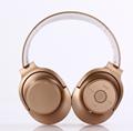 New Stereo Wireless Sports Headset 4.1 Headset Bluetooth Music Headphones