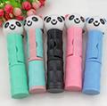 New model panda mini camera self-timer folding line self cartoon auto-control