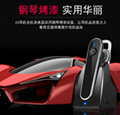 E5 Car Headset Hands-Free Calling Car Holder Hot Style