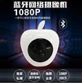 New Bluetooth Audio Wireless Network Camera WIFI Network Surveillance Camera