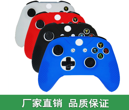 Silicone Protective Sweat Resistant Case Cover Skin Shell for Xbox One S Slim X