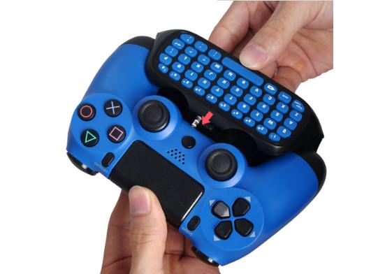 XBOX ONE Slim遊戲手柄鍵盤 ONE薄機藍牙遊戲手柄聊天 5