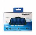 XBOX ONE Slim遊戲手柄鍵盤 ONE薄機藍牙遊戲手柄聊天 9
